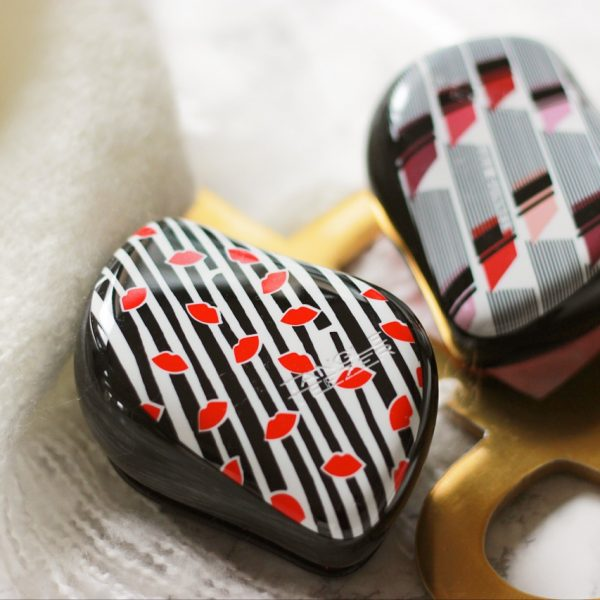 Lulu Guinness Print Tangle Teezers