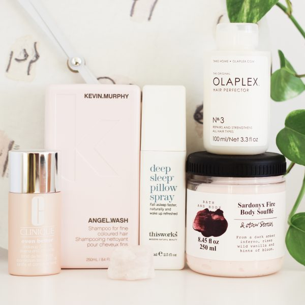 The Beauty Staples I Can't Live Without